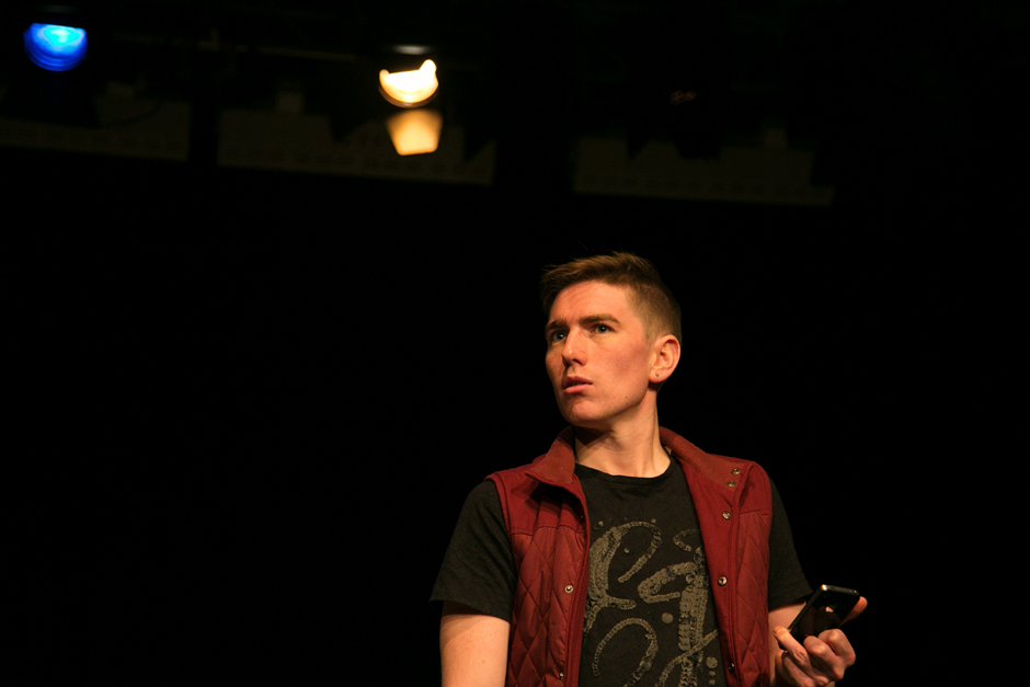 Theatre Promotional stills for Away From Home, Lowry Theatre, Salford, Photographer Matt Priestley